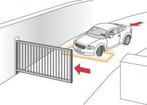 راهبند اتوماتیک پارکینگ