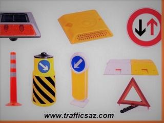انواع تجهیزات ترافیکی